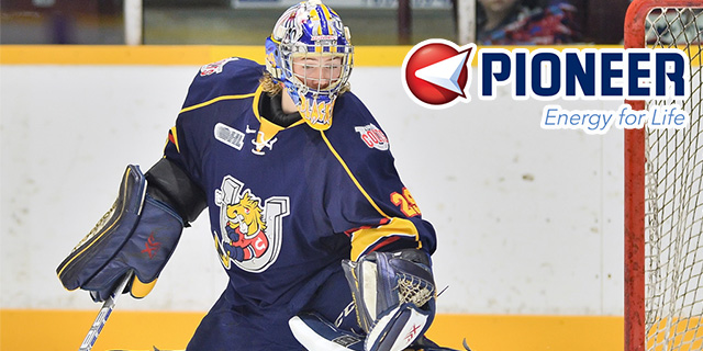 new concept 20bfb 561f2 Colts' Mackenzie Blackwood named Pioneer Energy OHL Player ...
