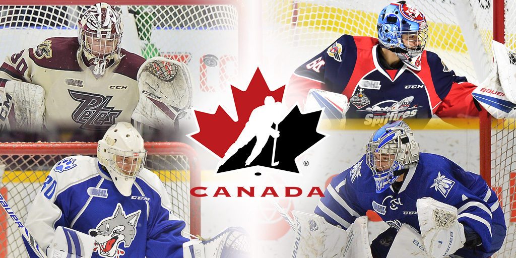 Ohl Netminders Invited To Hockey Canada Program Of Excellence