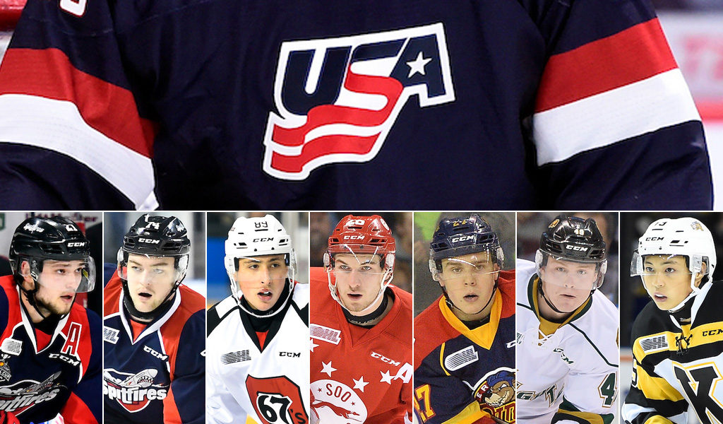 7 Ohl Players Invited To Usa Hockey World Junior Summer Showcase