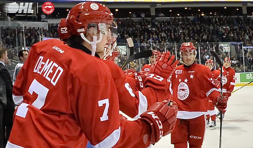 Greyhounds win club record 14th straight game – Soo Greyhounds