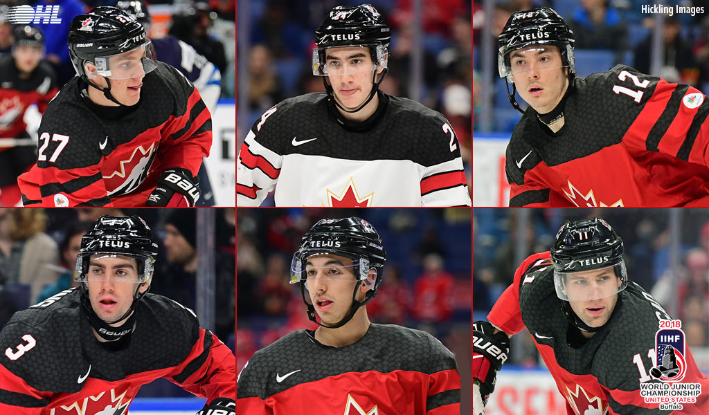 OHL stars turning heads for Canada on world stage – Ontario
