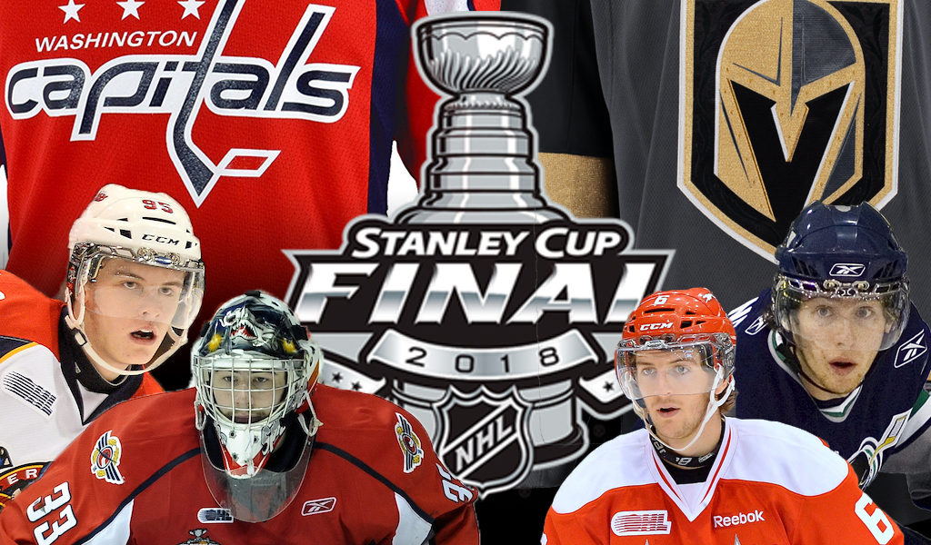 Eight Ohl Grads Competing In Stanley Cup Final Ontario Hockey League