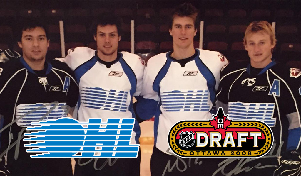 Draft of the Decade: OHL produced top four picks in 2008