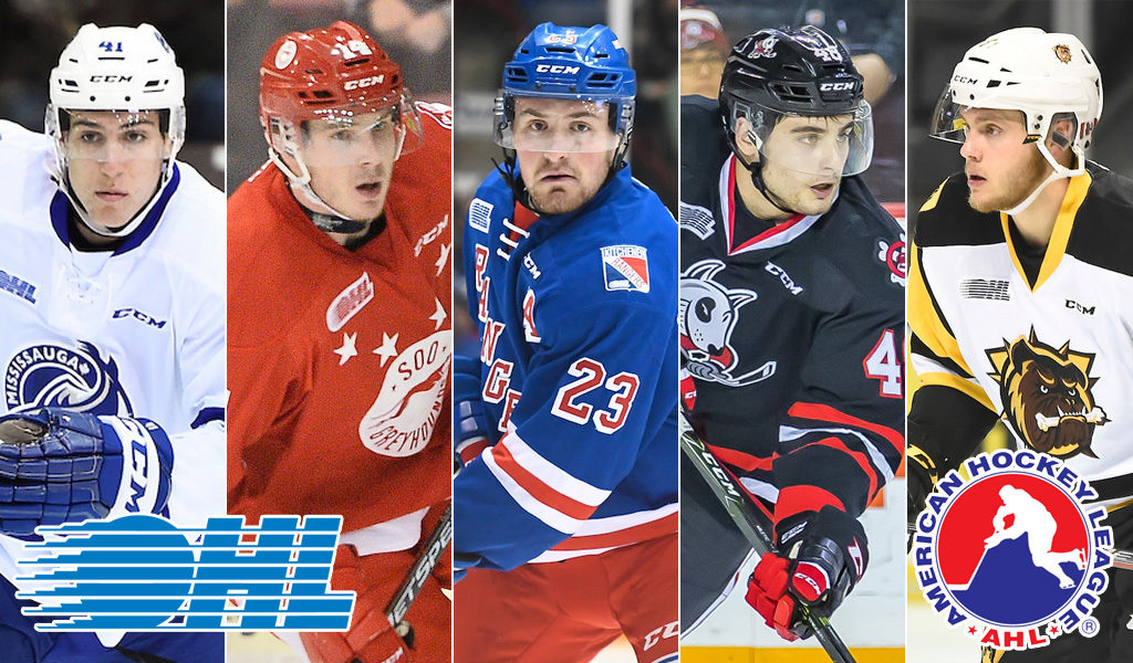 163 Ohl Alumni Listed On Ahl Opening Night Rosters Ontario Hockey