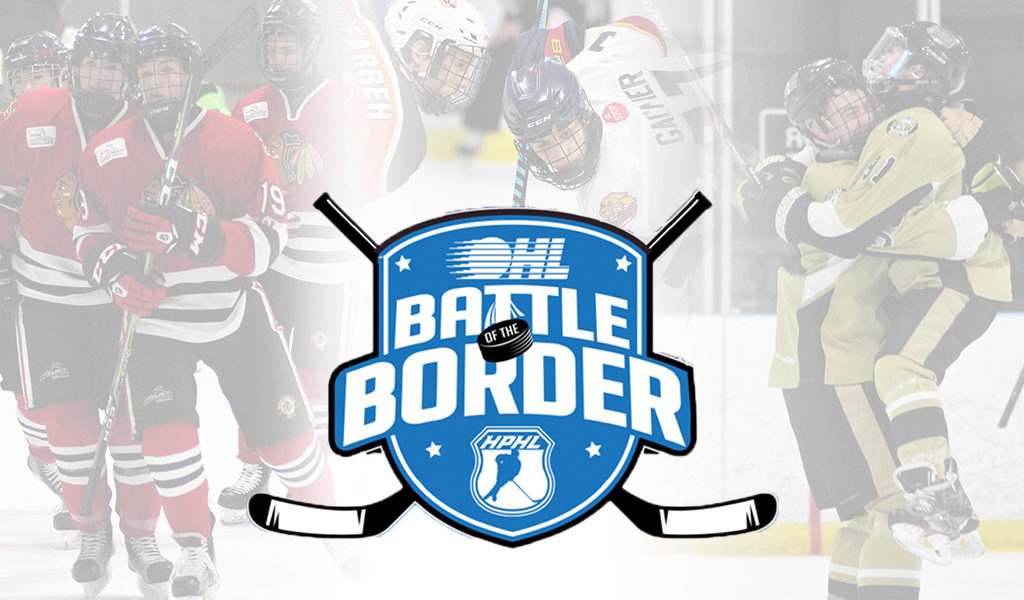 5th Annual OHL/HPHL Battle of the Border Details – Ontario
