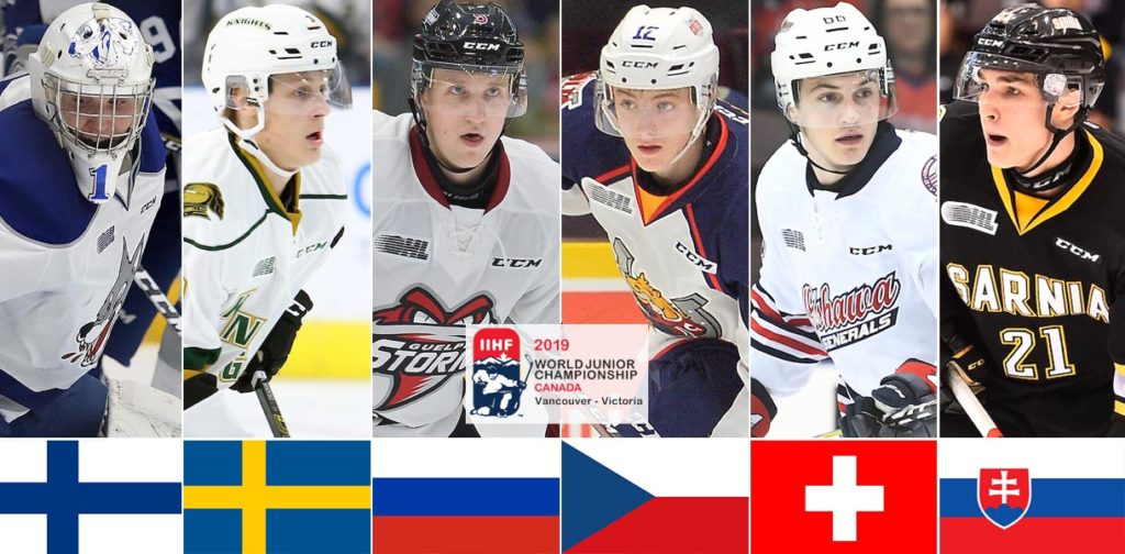 International Ohl Talent Auditioning For World Junior Roles Guelph