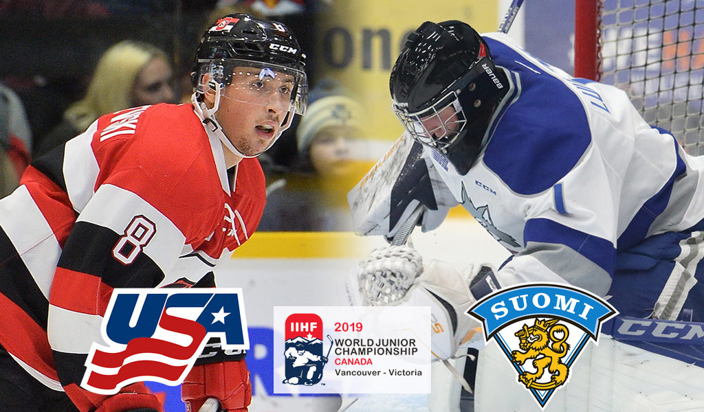 Wjc 2019 Semi Final Recap Ontario Hockey League