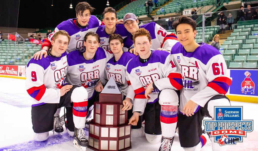 Team Orr completes thrilling comeback in Red Deer – Ontario Hockey