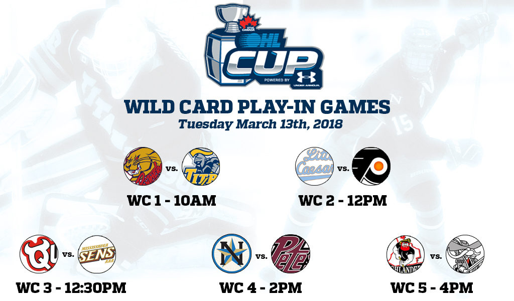 903a18d61 Play-In Day: Meet the Wild Cards – OHL Cup