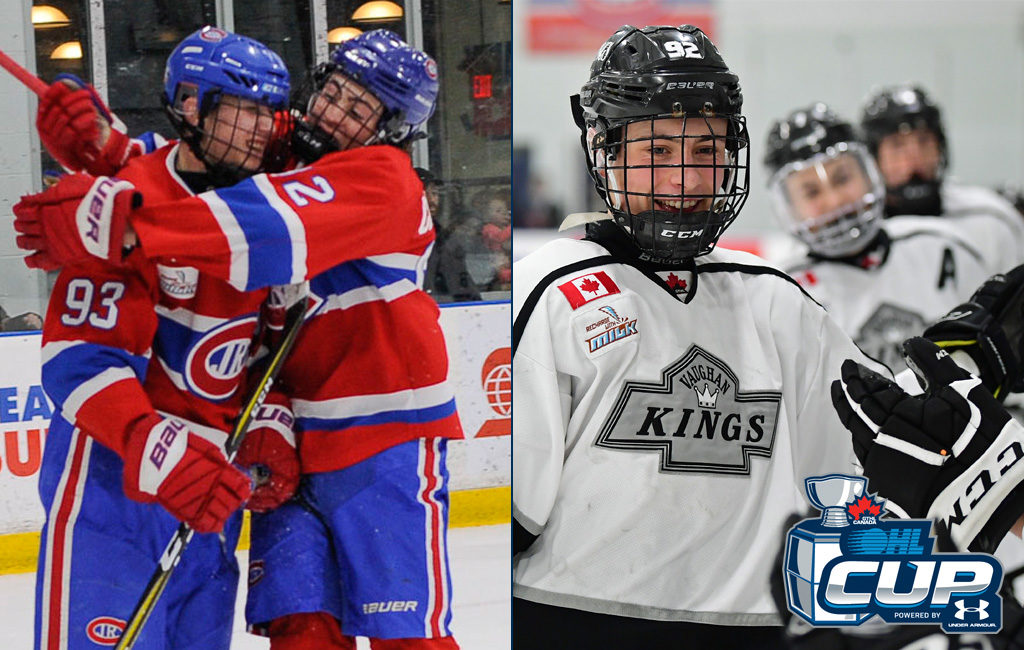 2018 Ohl Cup Powered By Under Armour Day 5 Summary Ontario Hockey
