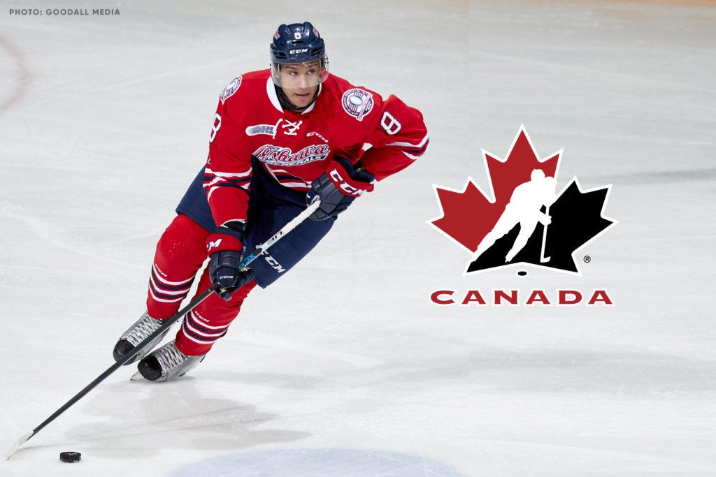 Serron Noel Added To Hockey Canada S World Junior Summer Showcase
