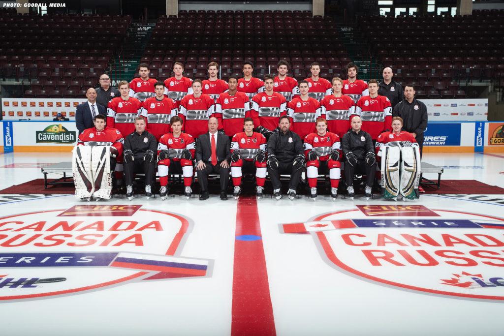2018 CIBC Canada Russia Series Game Recap – Team OHL (0