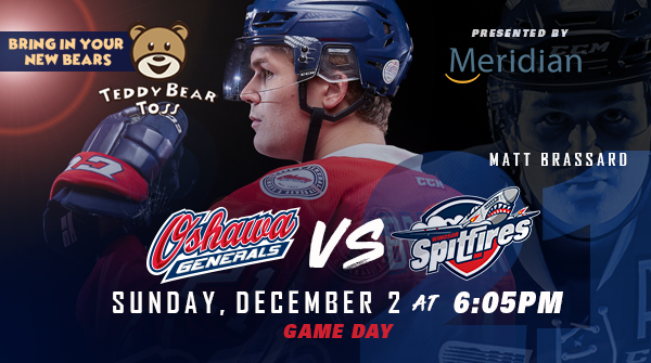 Game Preview Gens 21st Annual Teddy Bear Toss Game Tonight At 6