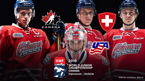 Generals Well Represented At This Year S World Junior Championship