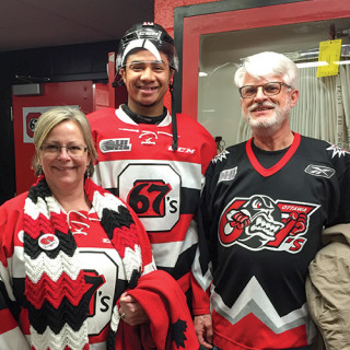 Season Ticket Holders of the Game - January 29th
