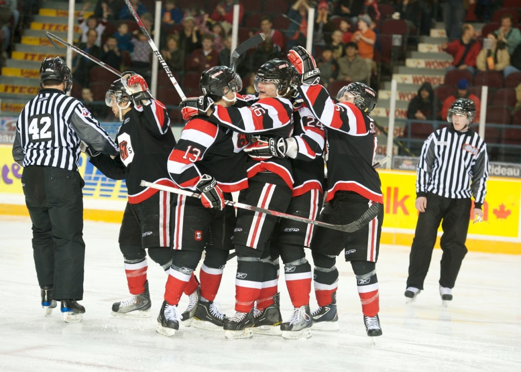 No excuses this time: 67's finish off Bulls - Ottawa 67s