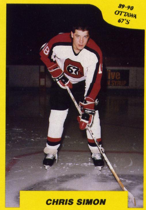 89-90 Chris Simon (2)