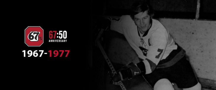 c7011441f Pierre Jarry (1967-1969) – The first super star in 67's history, Jarry  would score 77 goals in only 103 games played. Jarry was selected 12th  overall by the ...