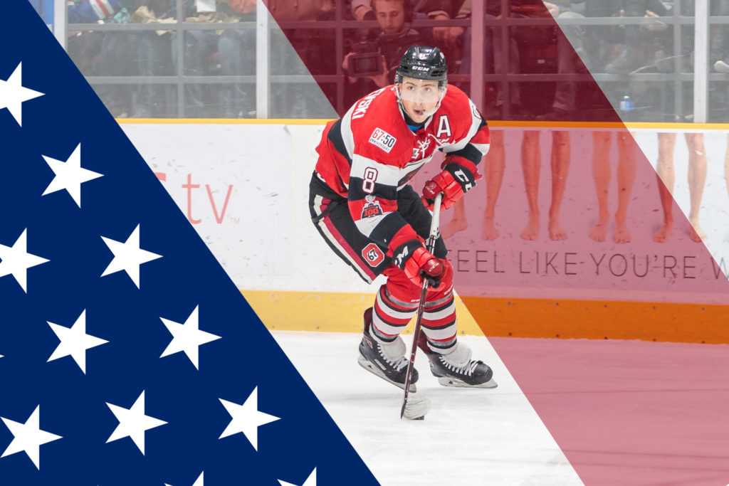Chmelevski Named To Initial U S Roster For World Junior Summer