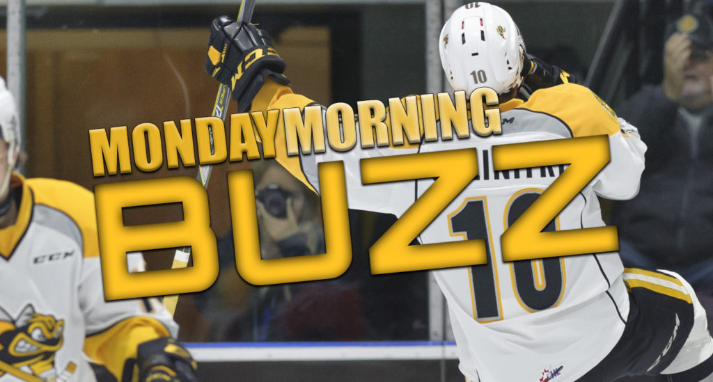 Monday Morning Buzz | Sting Reclaim Top Spot in OHL