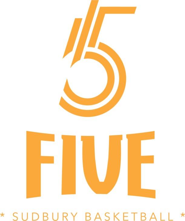 the 5 logo orange