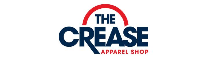 the crease