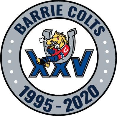 Image result for barrie colts logo