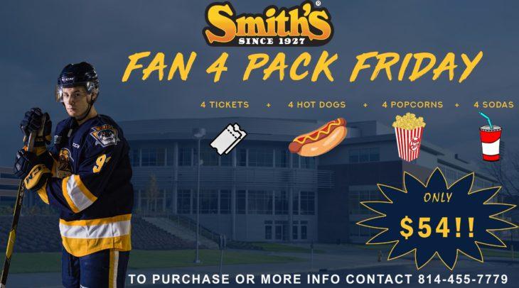 Friday Fan Pack