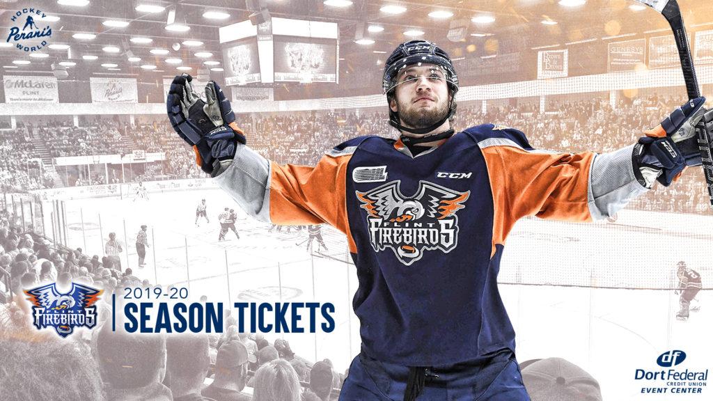 Video: Kolyachonok and Keppen Selected in 2019 NHL Draft – Flint
