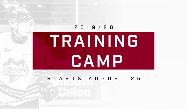 2019-20 Training camp Rosters Updated – Guelph Storm