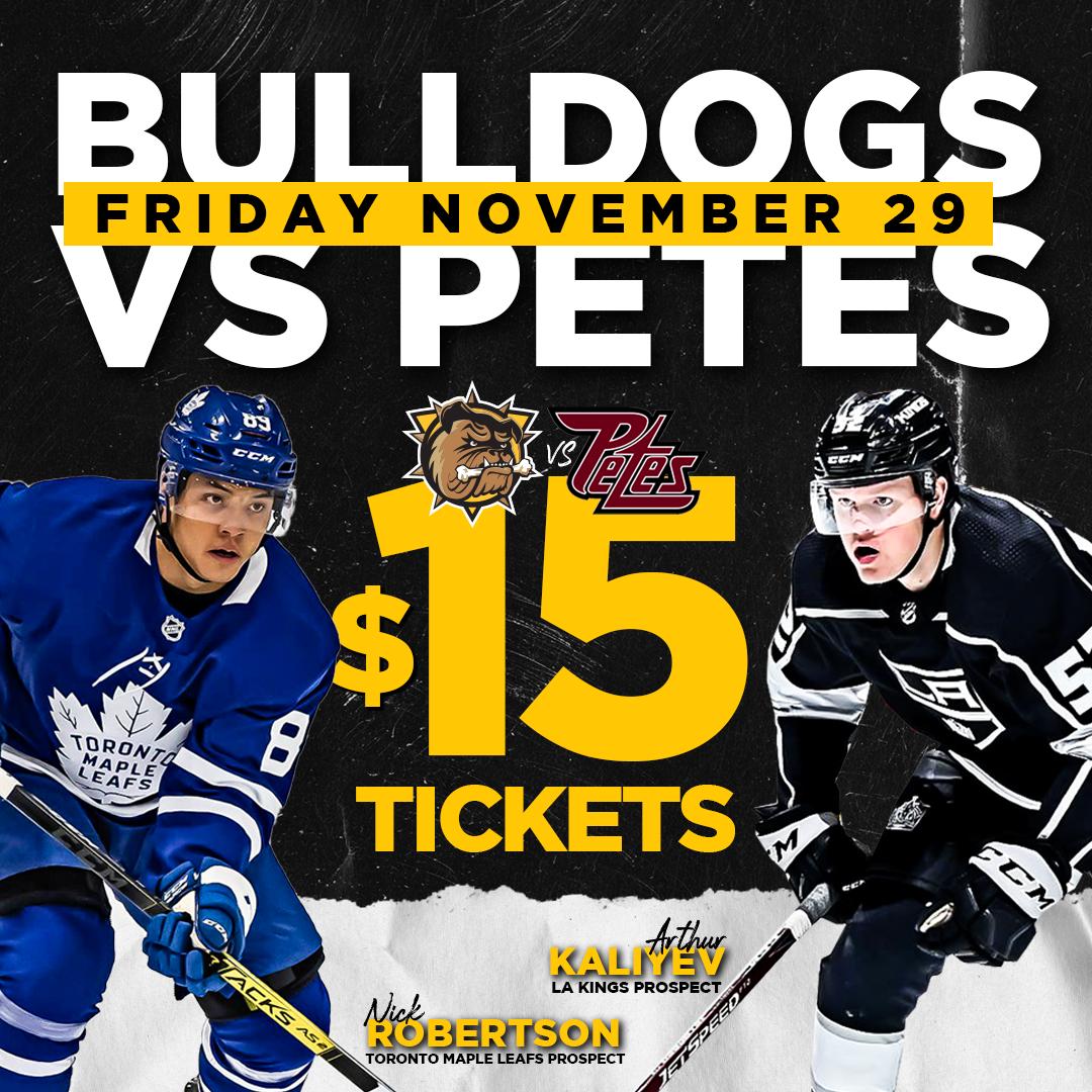 Black Friday Deals Hamilton Bulldogs