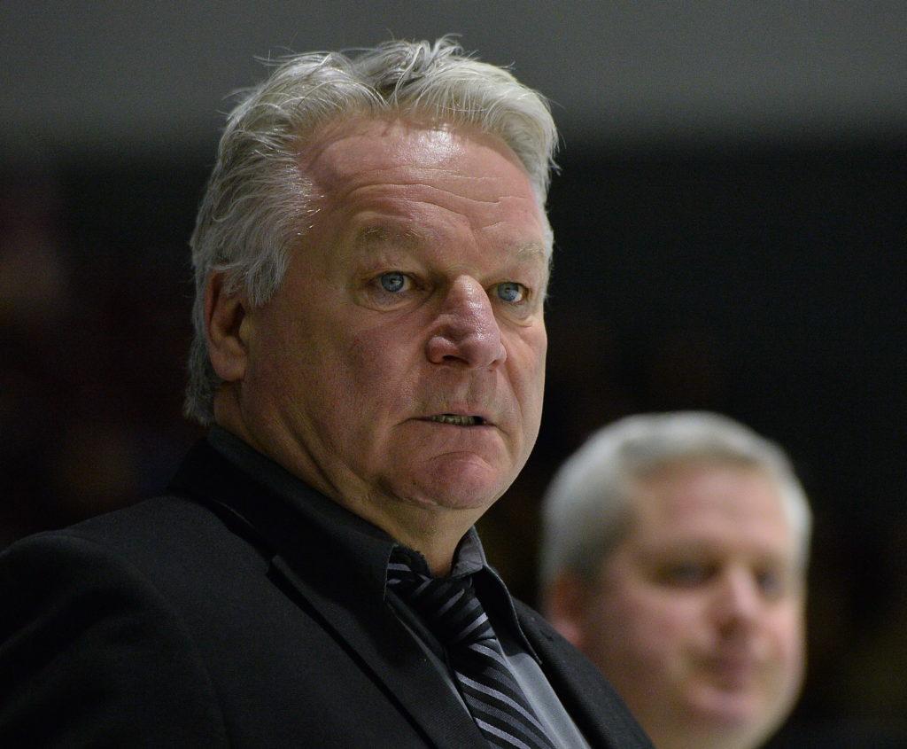 Dale Hunter Named Hockey Canada World Junior Head Coach London Knights