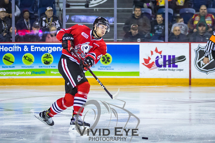 GAME RECAP   IceDogs hit double digits for second time this