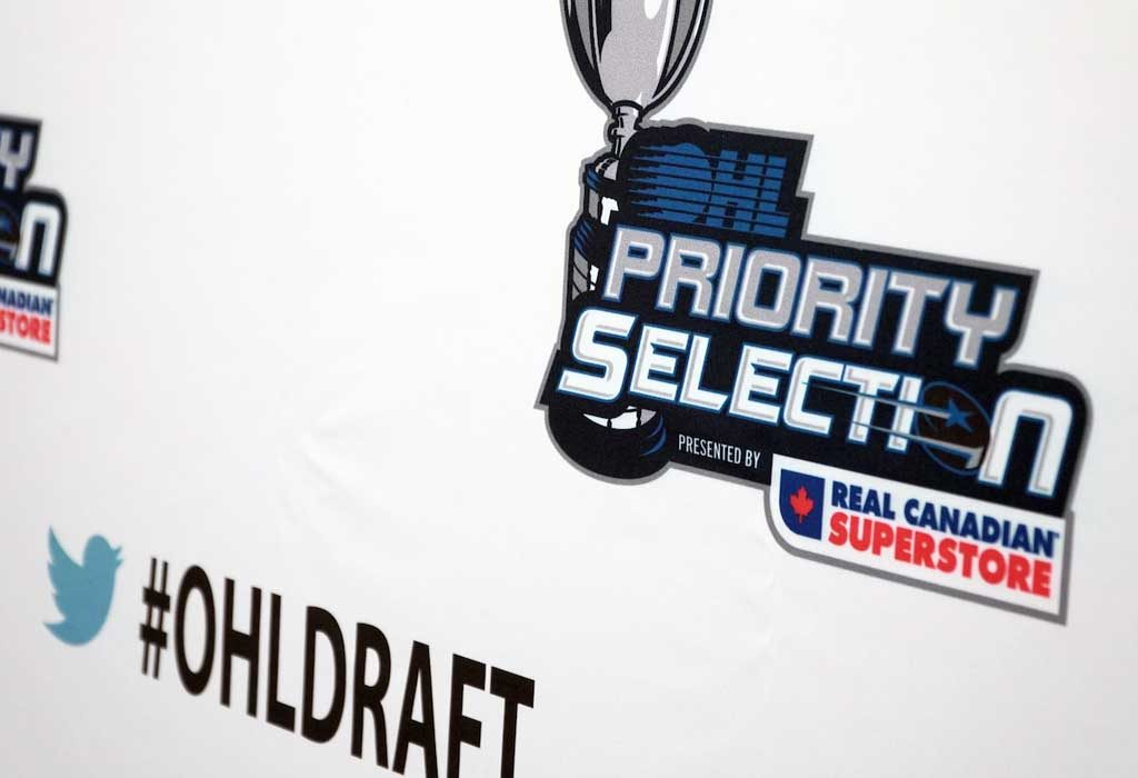 OHL completes 2019 Priority Selection presented by Real