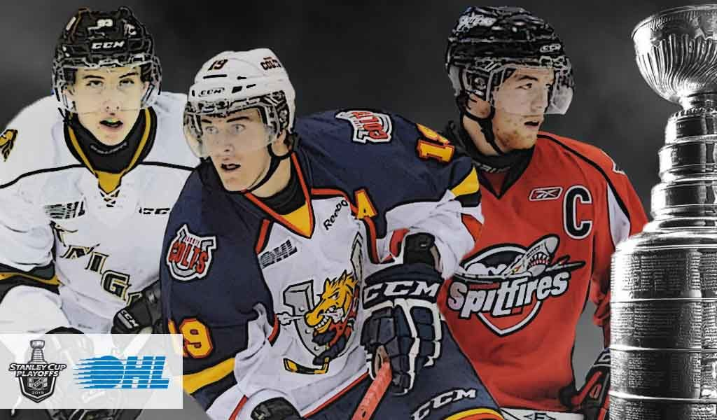 95 Ohl Grads Competing In 2019 Stanley Cup Playoffs Ontario Hockey