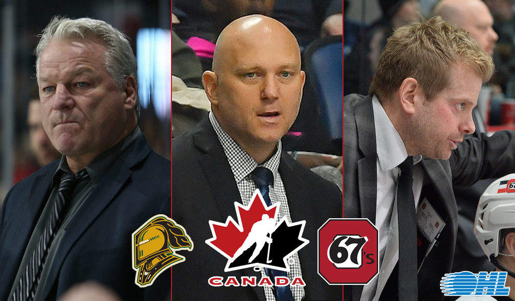Hunter Tourigny And Duhamel Chosen To Lead Canada On World Stage