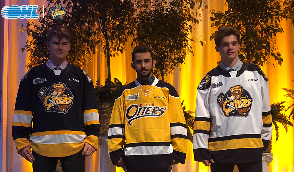 free shipping 03f88 1dc31 Otters unveil new look for 2019-20 – Ontario Hockey League