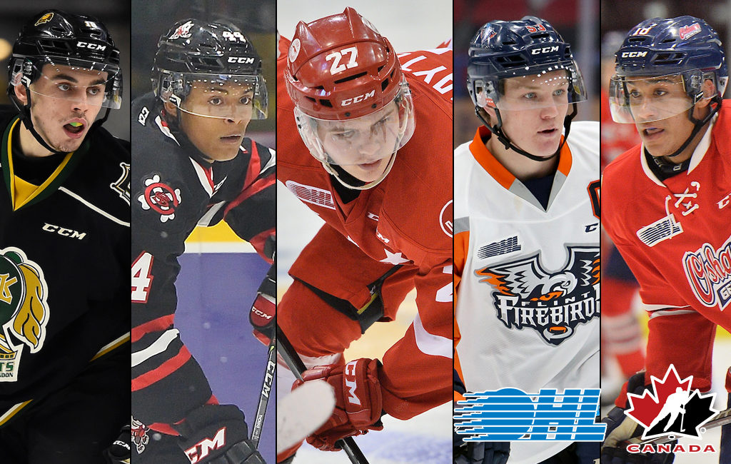 13 Ohl Players Invited To Canada S National Junior Team Summer