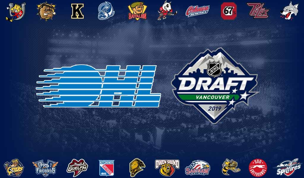 Ohl Fan Guide To The 2019 Nhl Draft Ontario Hockey League