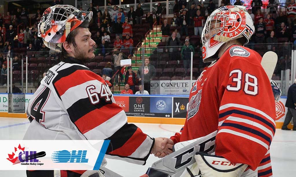 Chl Stars We Ll Miss Ohl S Eastern Conference Ontario Hockey League