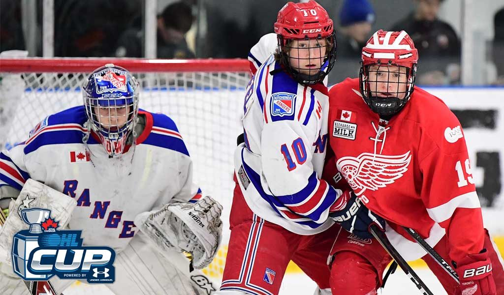 2019 Ohl Cup Powered By Under Armour Day 4 Summary Ontario Hockey