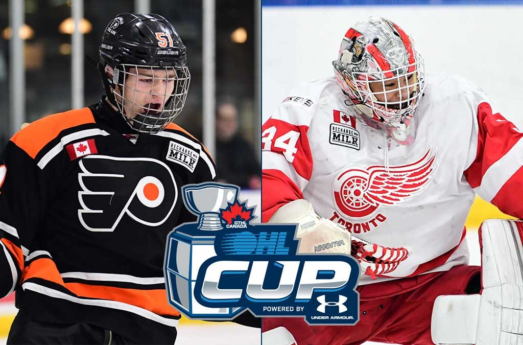 2019 Ohl Cup Powered By Under Armour Day 5 Summary Ontario Hockey