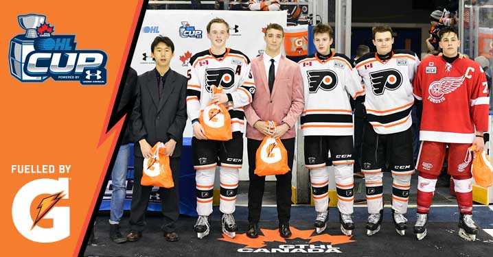 OHL Cup – Official site of the OHL Cup