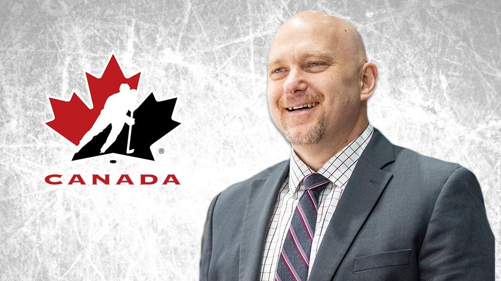 Tourigny Named Assistant Coach For Team Canada World Junior Team