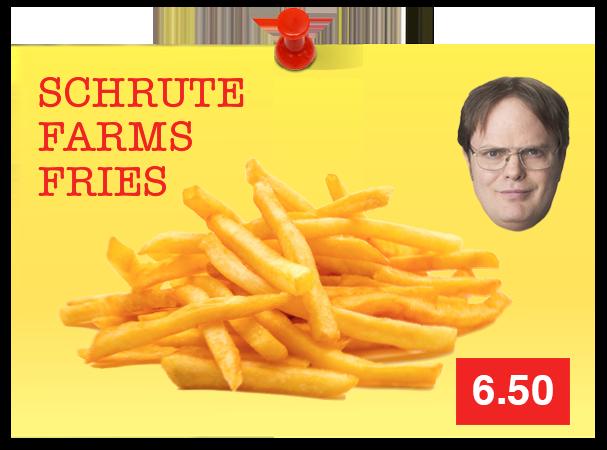 Schrute Farm Fries