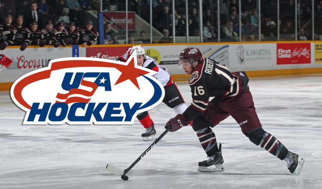 Nick Robertson Named To Usa Hockey S World Junior Summer Showcase