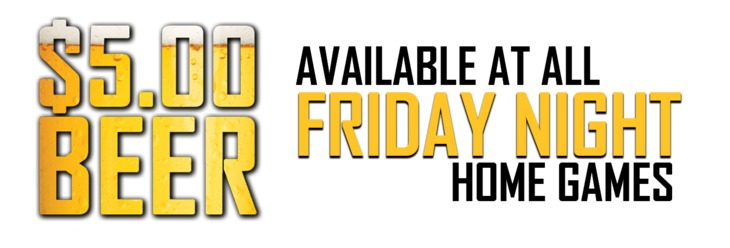$5 Beer Fridays