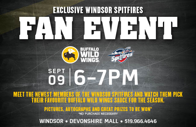 Windsor Spitfires – Official site of the Windsor Spitfires
