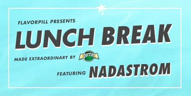 Lunchbreak_nadastrom