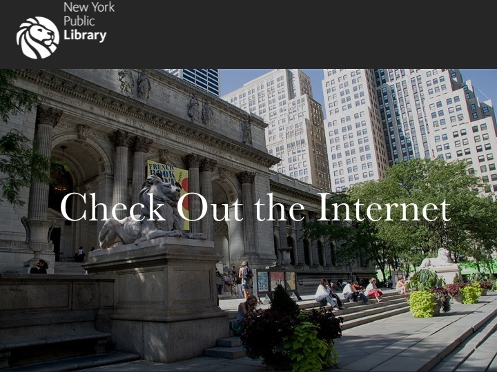 Check Out the Internet: Libraries Lending Internet Access